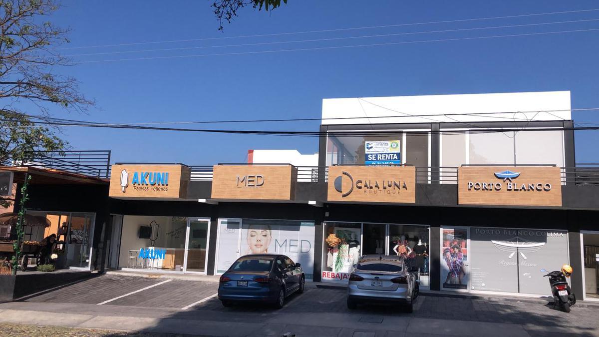 Foto Local en Renta en  Jardines Vista Hermosa,  Colima  LOCALES PLAZA COMERCIAL IGNACIO SANDOVAL 1301