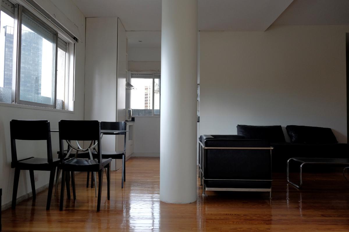 Foto Departamento en Alquiler temporario en  Retiro,  Centro (Capital Federal)  SAN MARTIN al 900 (ref995)