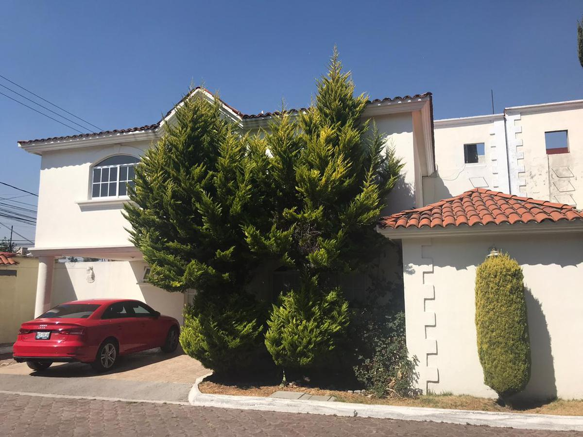 Foto Casa en condominio en Renta en  Citlalli,  Metepec  VENTA O RENTA CASA EN METEPEC, A DOS CUADRAS DE AV. TECNOLOGICO