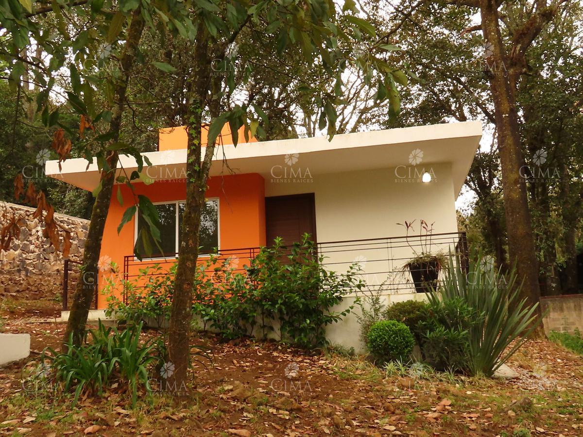 Foto Casa en Venta en  Huitzilac ,  Morelos  Venta Casa DE UN Nivel Fracc. LA Palma Huitzilac - V133