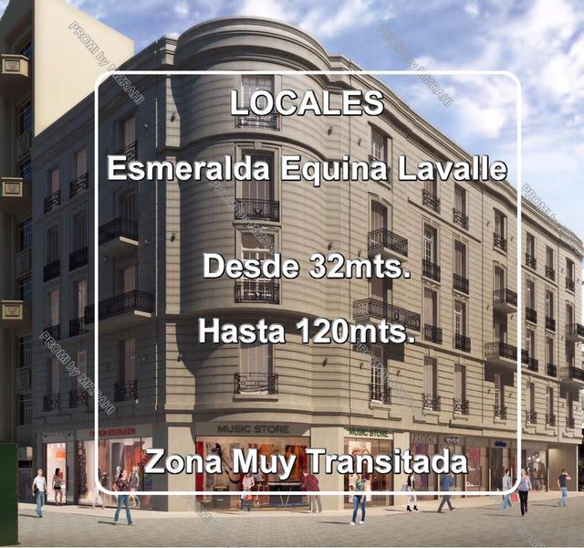Foto Local en Alquiler |  en  Microcentro,  Centro (Capital Federal)  Esmeralda Esquina Lavalle