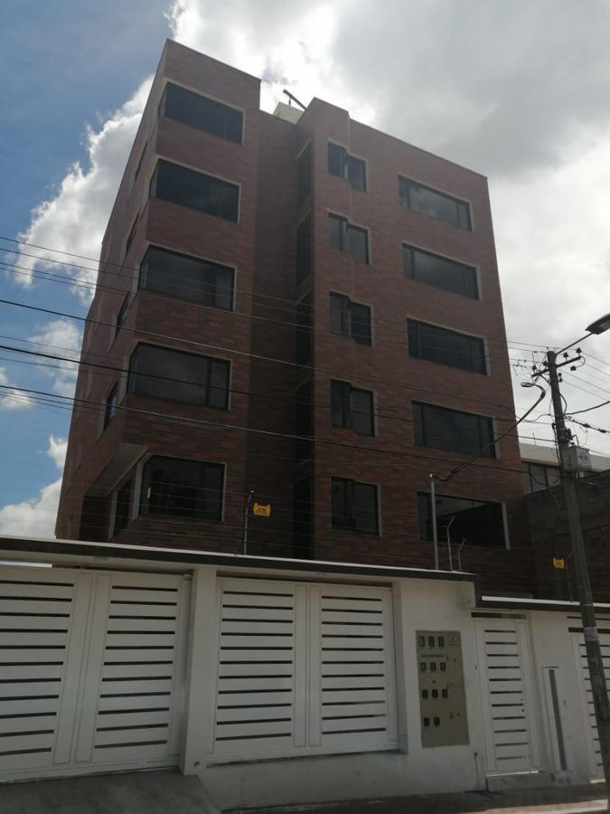 Foto Departamento en Alquiler en  Iñaquito Alto,  Quito  Departamento a Estrenar en Renta 56m2 / $500 incluido alícuota - Sector Iñaquito