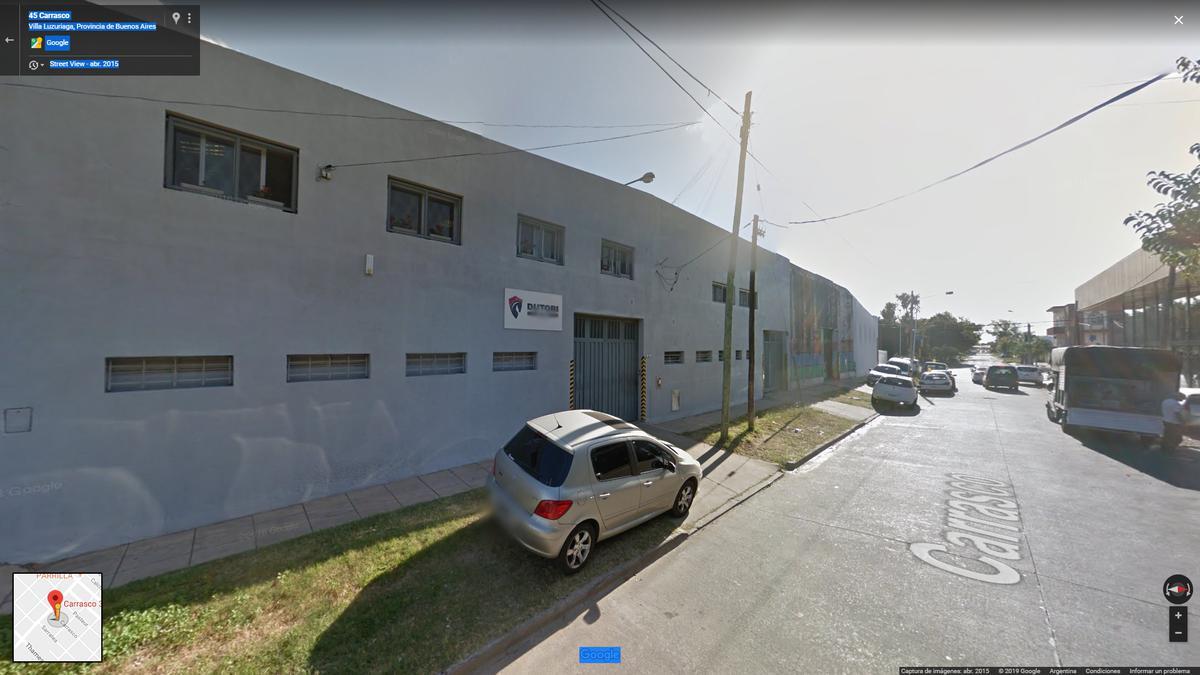 Foto Galpón en Venta en  Villa Luzuriaga,  La Matanza  CARRASCO al 100