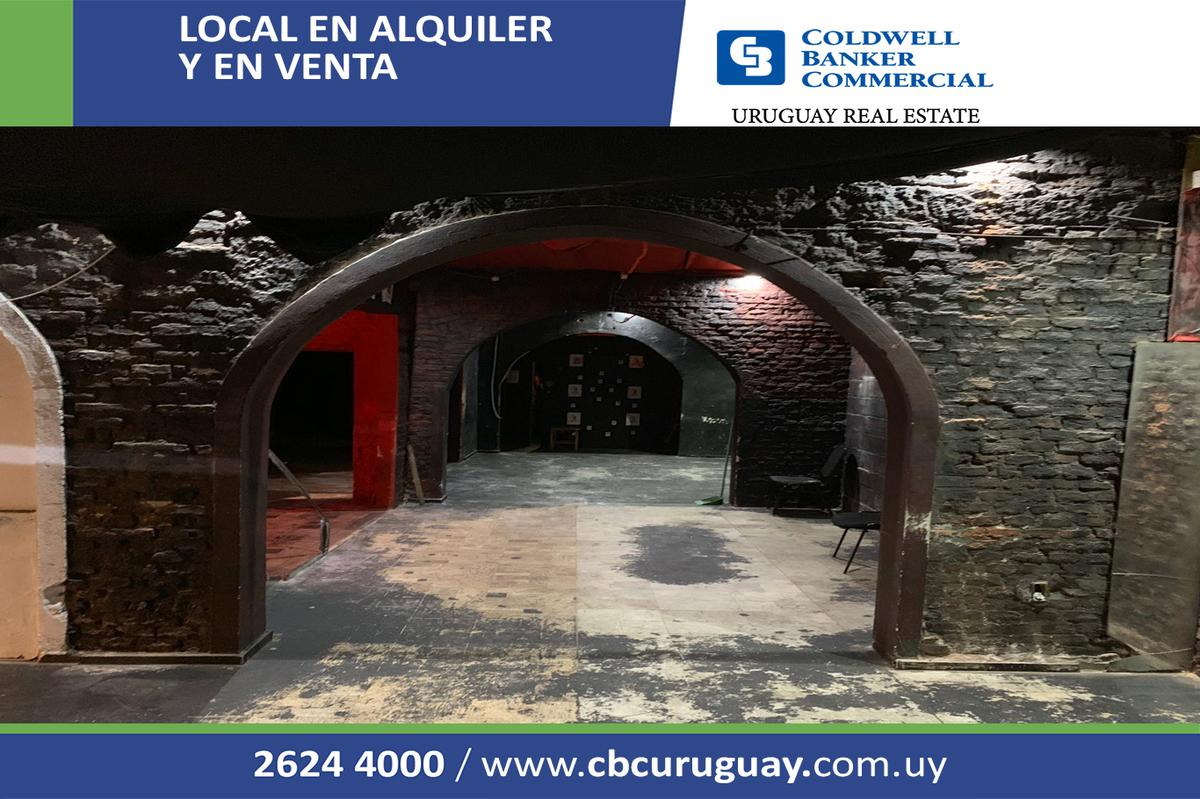 Foto Local en Alquiler en  Pocitos ,  Montevideo  Av Gral. F. Rivera al 3000