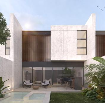 Foto Casa en Venta en  Mérida ,  Yucatán  Preventa Residencia. En Temozón Norte