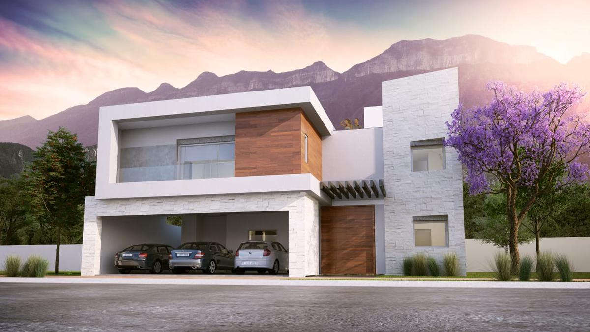 Foto Casa en Venta en  Monterrey ,  Nuevo León   Res. Los Cerezos / El Uro