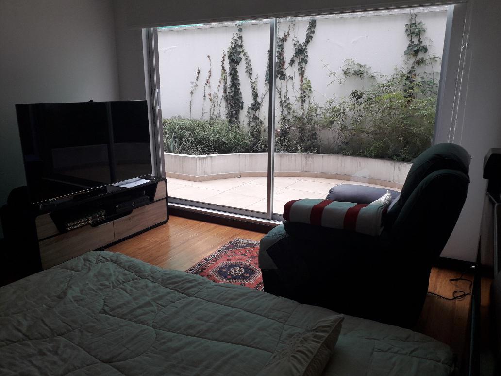 Foto Departamento en Venta en  Cumbayá,  Quito  Cumbaya, Lindo y luminoso departamento, amplio jardin, seguridades