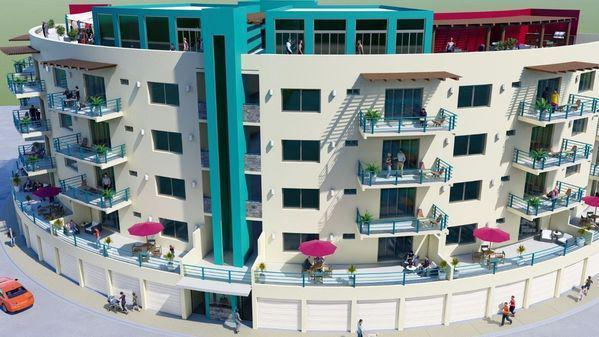 Foto Departamento en Venta en  Colina del Sol,  La Paz  CONDOMINIO 17 VISTA MARINA TERCER PLANTA