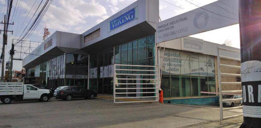 Foto Local en Renta en  Alfredo V Bonfil,  Cancún  BODEGA EN RENTA DE  44 M2  EN CANCUN EN AVE COLOSIO EN PARQUE INDUSTRIAL GAIA