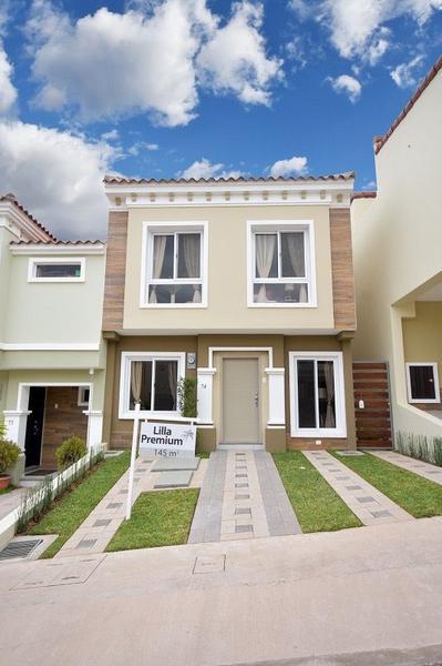 Foto Casa en Venta en  El Sauce,  Tegucigalpa  Modelo Lilla Premium en Villa Las Palmeras, El Sauce, Tegucigalpa