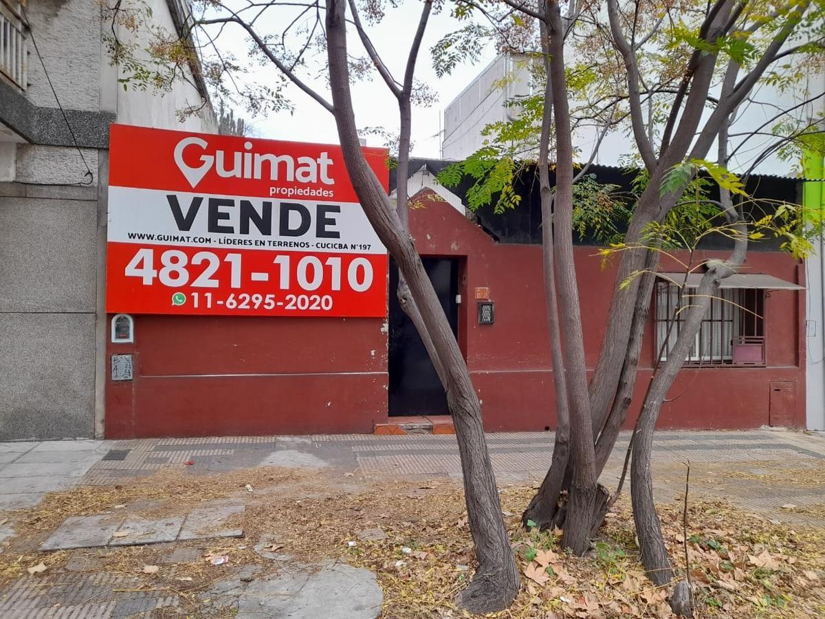 Foto Terreno en Venta en  Chacarita ,  Capital Federal  CHARLONE al 1100