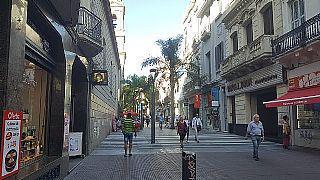 Foto Casa en Alquiler en  Ciudad Vieja ,  Montevideo  Sarandí y 33