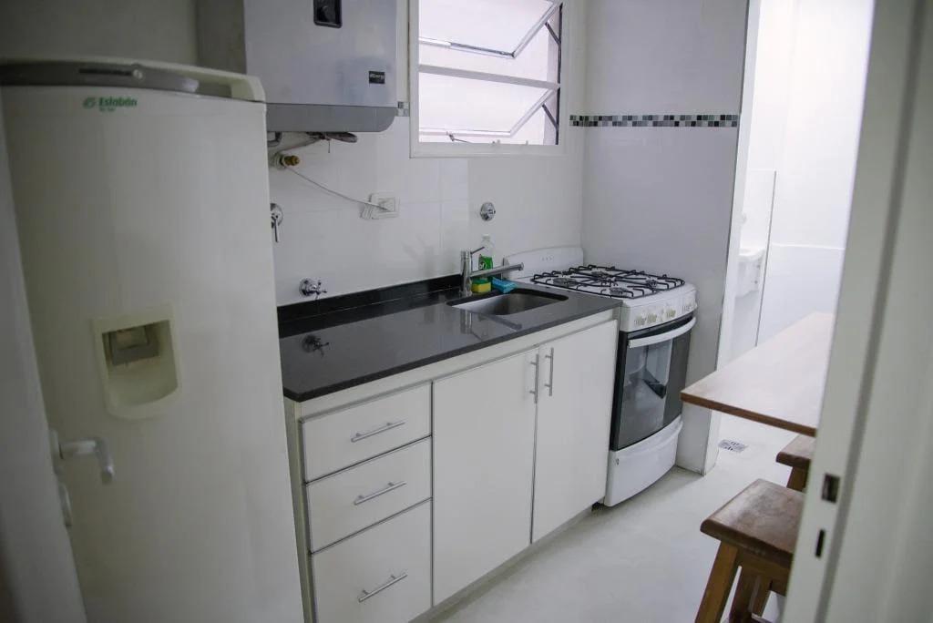 Foto Departamento en Alquiler temporario en  Palermo Chico,  Palermo  Ugarteche 3000 entre Av Las Heras y Cabello