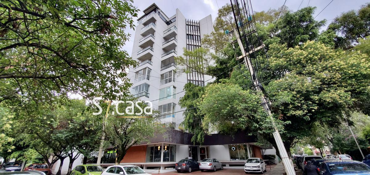 Foto Departamento en Renta en  Guadalupe Inn,  Alvaro Obregón  Departamento en renta, Guadalupe Inn, amplio y remodelado