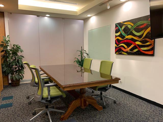 Foto Oficina en Renta en  Escazu ,  San José  Oficina en Plaza Roble Edificio Portico