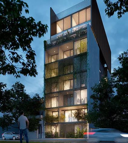 Foto Departamento en Venta en  Mataderos ,  Capital Federal  Edificio premium duplex en Mataderos  Loft Divisible con balcón aterrazado