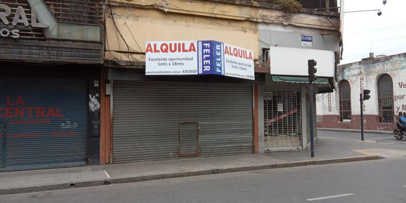 Foto Local en Alquiler en  San Miguel De Tucumán,  Capital  24 de Septiembre N° al 100
