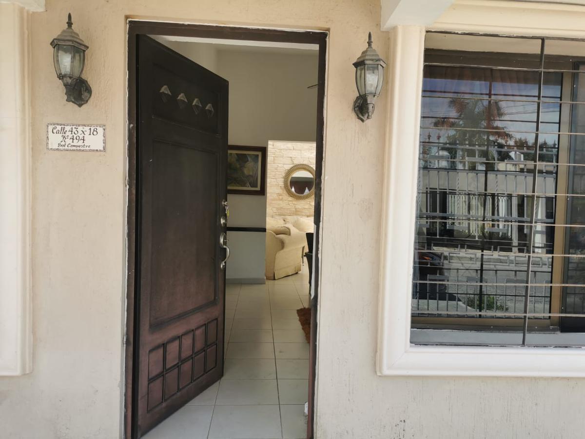 Foto Casa en Renta en  Fraccionamiento Residencial Sol Campestre,  Mérida  Rento bella casa de 1 planta en Residencial Sol Campestre, cerca de Montebello