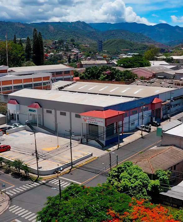 Foto Local en Renta en  Parcaltagua,  Tegucigalpa  Local comercial en avenida Los Próceres con alto tráfico.
