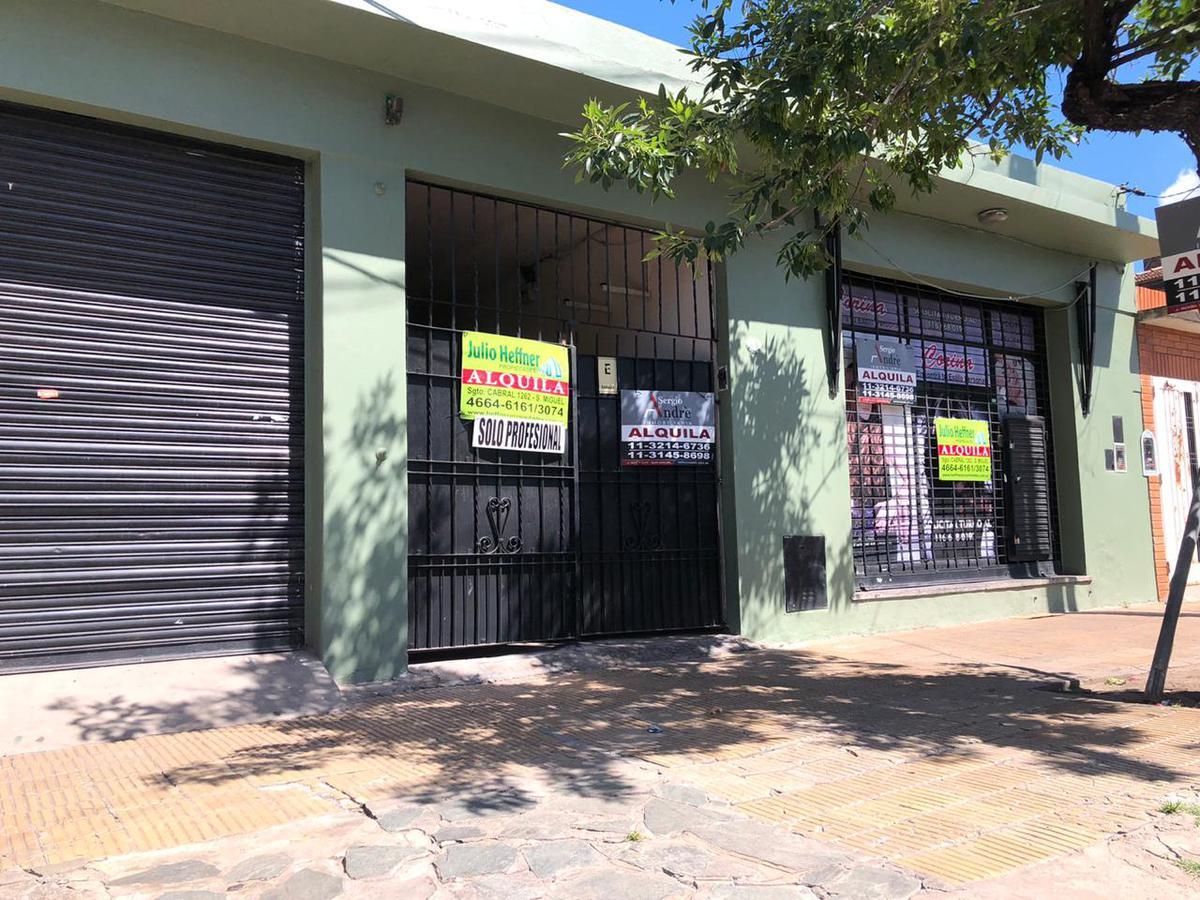 Foto Local en Alquiler en  Jose Clemente Paz ,  G.B.A. Zona Norte  Jose C Paz 1215