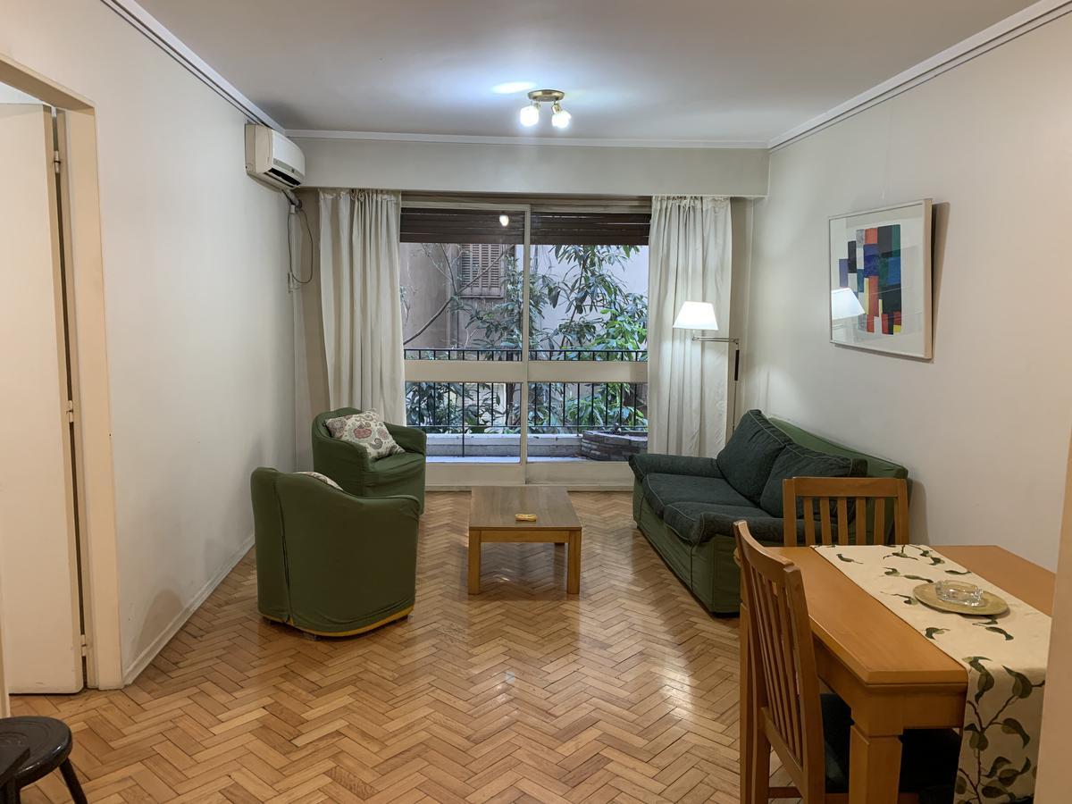 Foto Departamento en Alquiler temporario en  Recoleta ,  Capital Federal  Tres ambientes con balcon en Recoleta