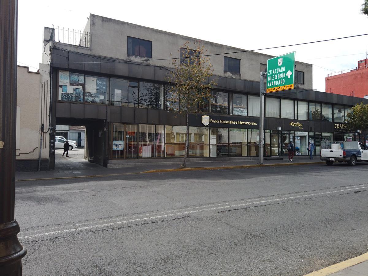 Foto Edificio Comercial en Venta en  Centro,  Toluca  VENTA DE EDIFICIO EN AV HIDALGO, CENTRO DE TOLUCA