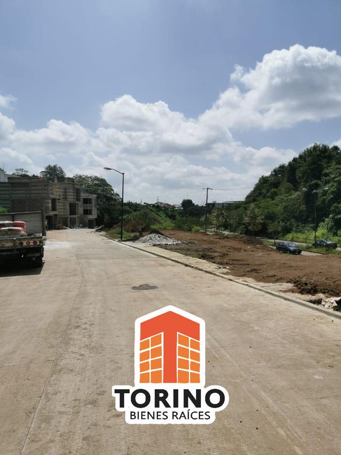 Foto Terreno en Venta en  Xalapa ,  Veracruz  EXCELENTE UBICACION ZONA LOMAS VERDES, DENTRO DE FRACC. PRIVADO