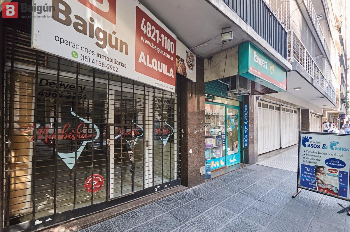 Foto Local en Alquiler en  Balvanera ,  Capital Federal  Paso al 700