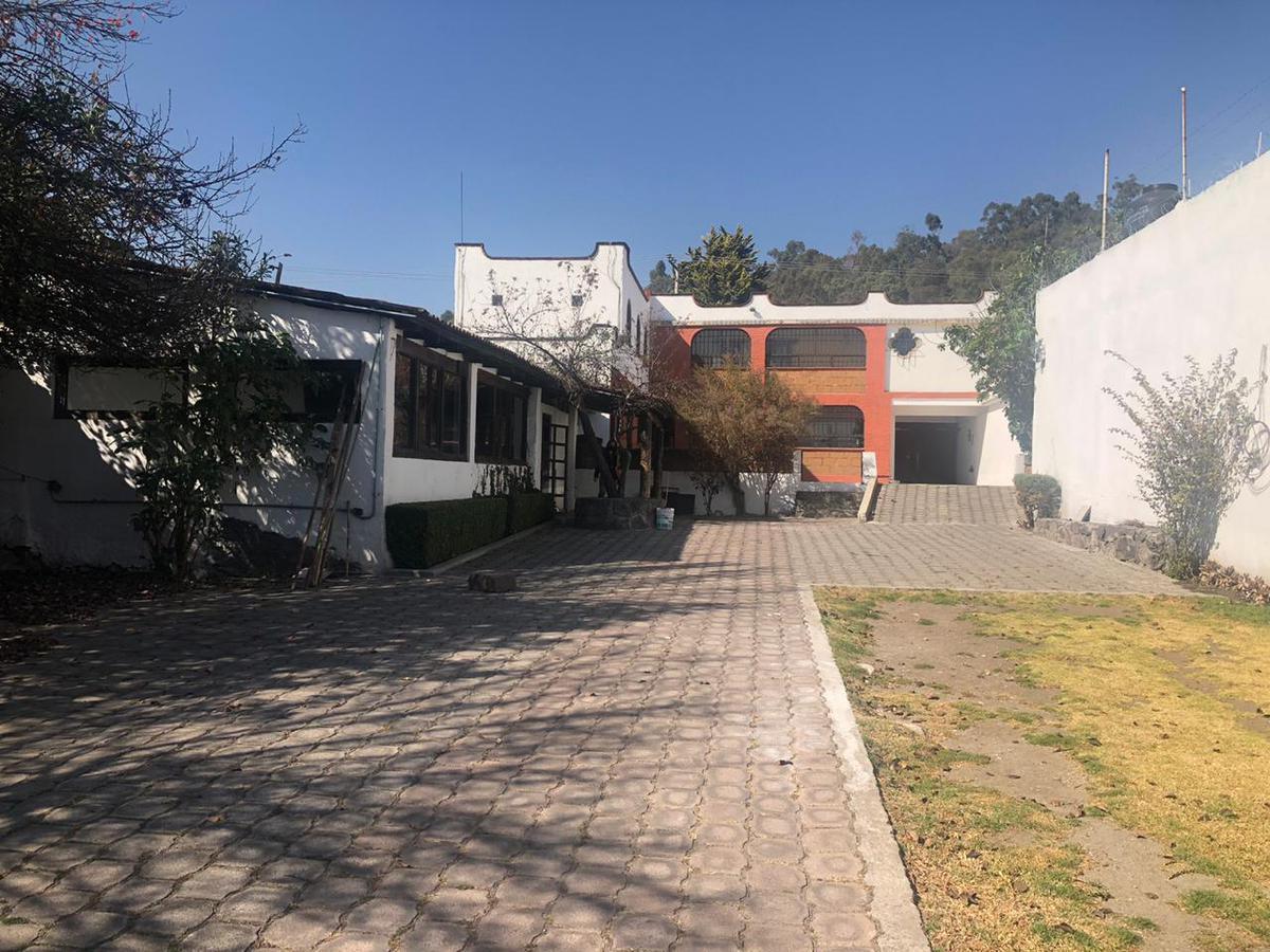 Foto Casa en Venta en  Metepec ,  Edo. de México  VENTA RENTA DE CASA EN CENTRO DE METEPEC