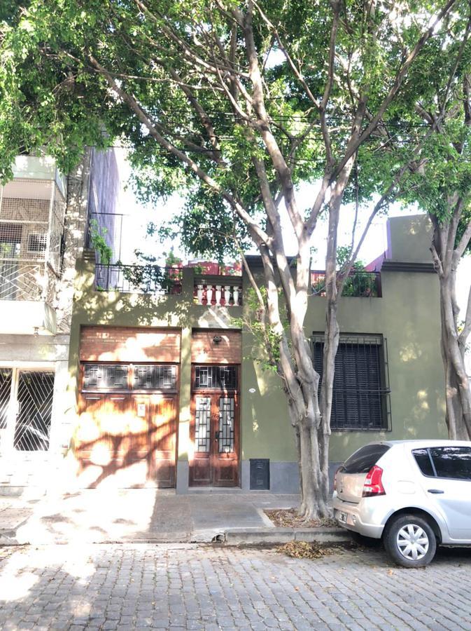 Foto Terreno en Venta |  en  Chacarita ,  Capital Federal  Santos Dumont al 3700