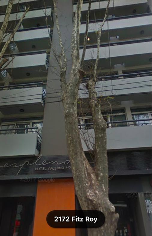 Foto Departamento en Venta en  Palermo Hollywood,  Palermo  MONOAMBIENTE AMOBLADO- APTO CREDITO FITZ ROY al 2100