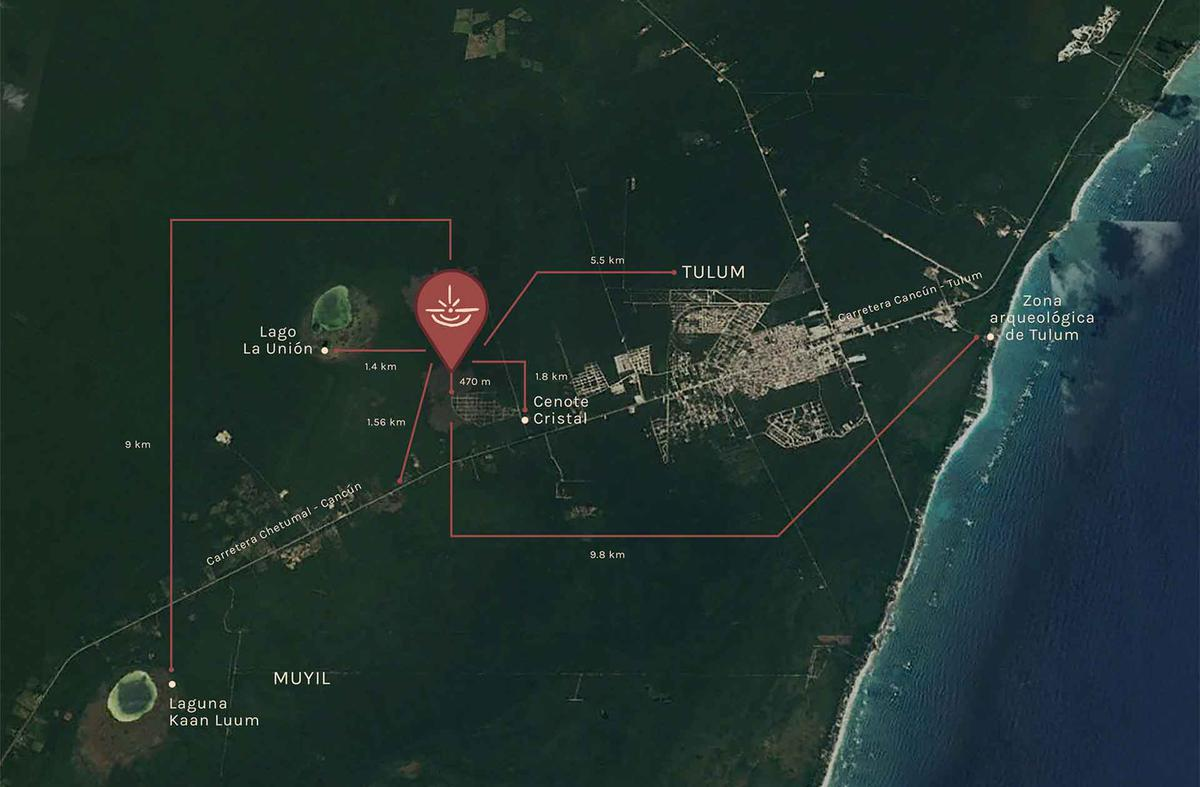 Foto Terreno en Venta en  Tulum ,  Quintana Roo          TERRENOS/LANDS  REGION 11 -SUPER PRICE