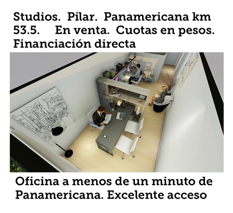 Foto Oficina en Venta en  Pilar ,  G.B.A. Zona Norte  Panam Km 53.5