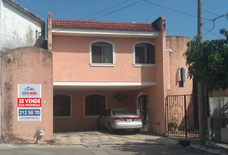 Foto Casa en Venta en  Los Pinos,  Tampico  Casa en venta en Colonia Los Pinos