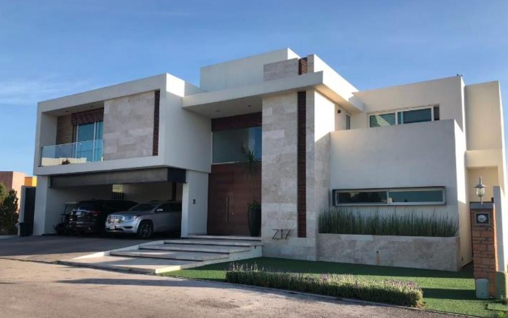 Foto Casa en Renta | Venta en  Club de Golf la Loma,  San Luis Potosí  ESPECTACULAR CASA EN VENTA Y RENTA EN CLUB DE GOLF LA LOMA, SAN LUIS POTOSÍ