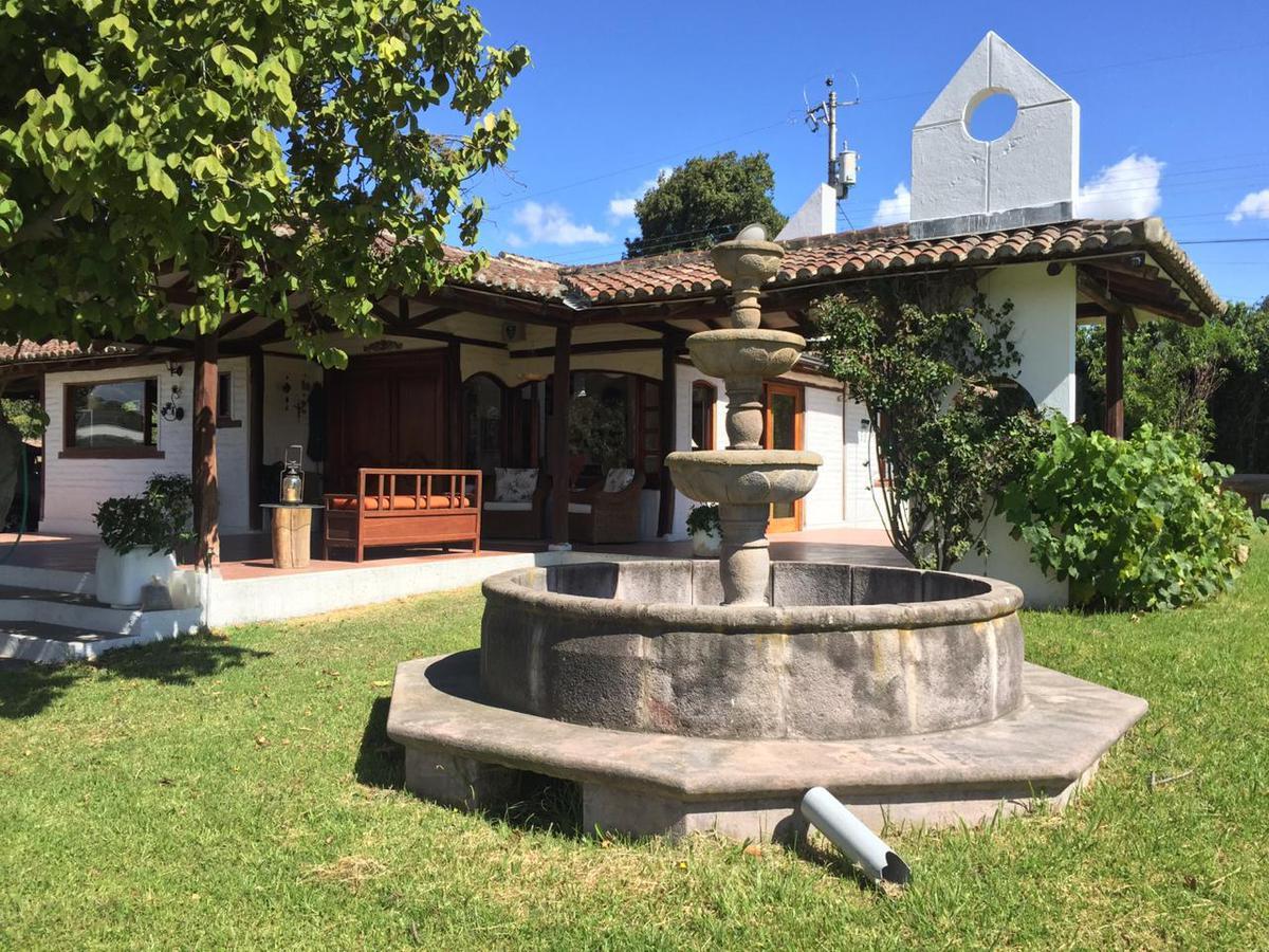 Foto Quinta en Alquiler en  Tumbaco,  Quito  Tumbaco Hilacril