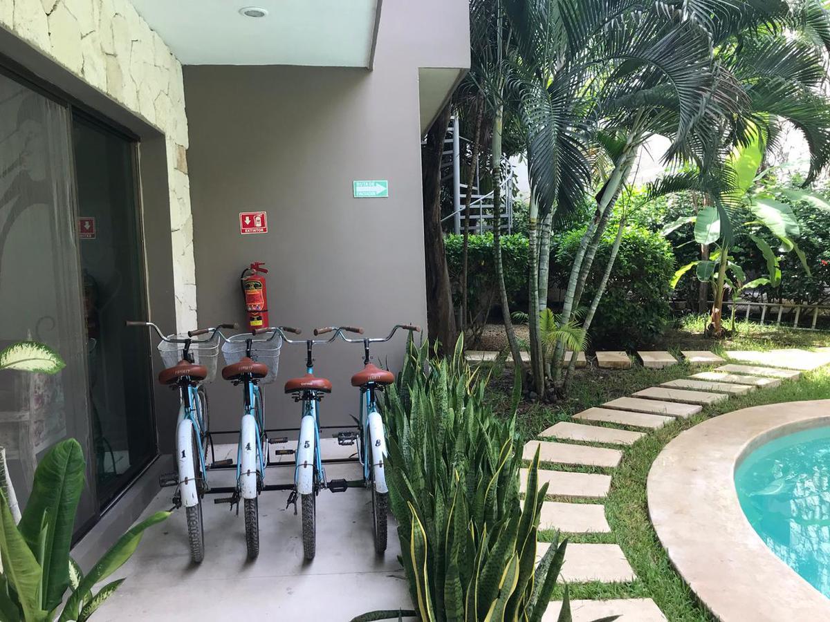 Foto Hotel en Venta en  La Veleta,  Tulum  calle 6 veleta