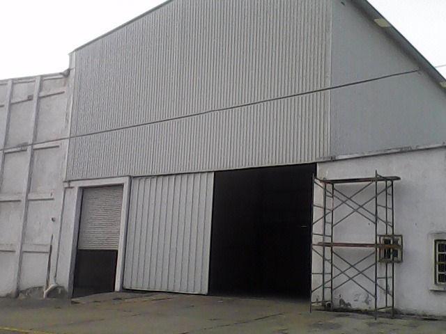 Foto Bodega Industrial en Renta en  Zona industrial Bruno Pagliai,  Veracruz  Bodega en renta Cd. Industrial