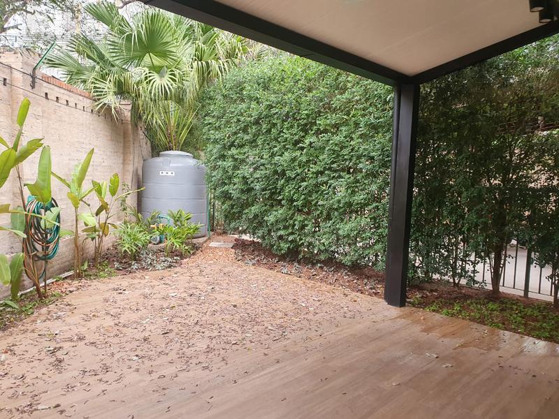 Foto Casa en Alquiler en  Mcal. Estigarribia,  La Recoleta  Botanica 1