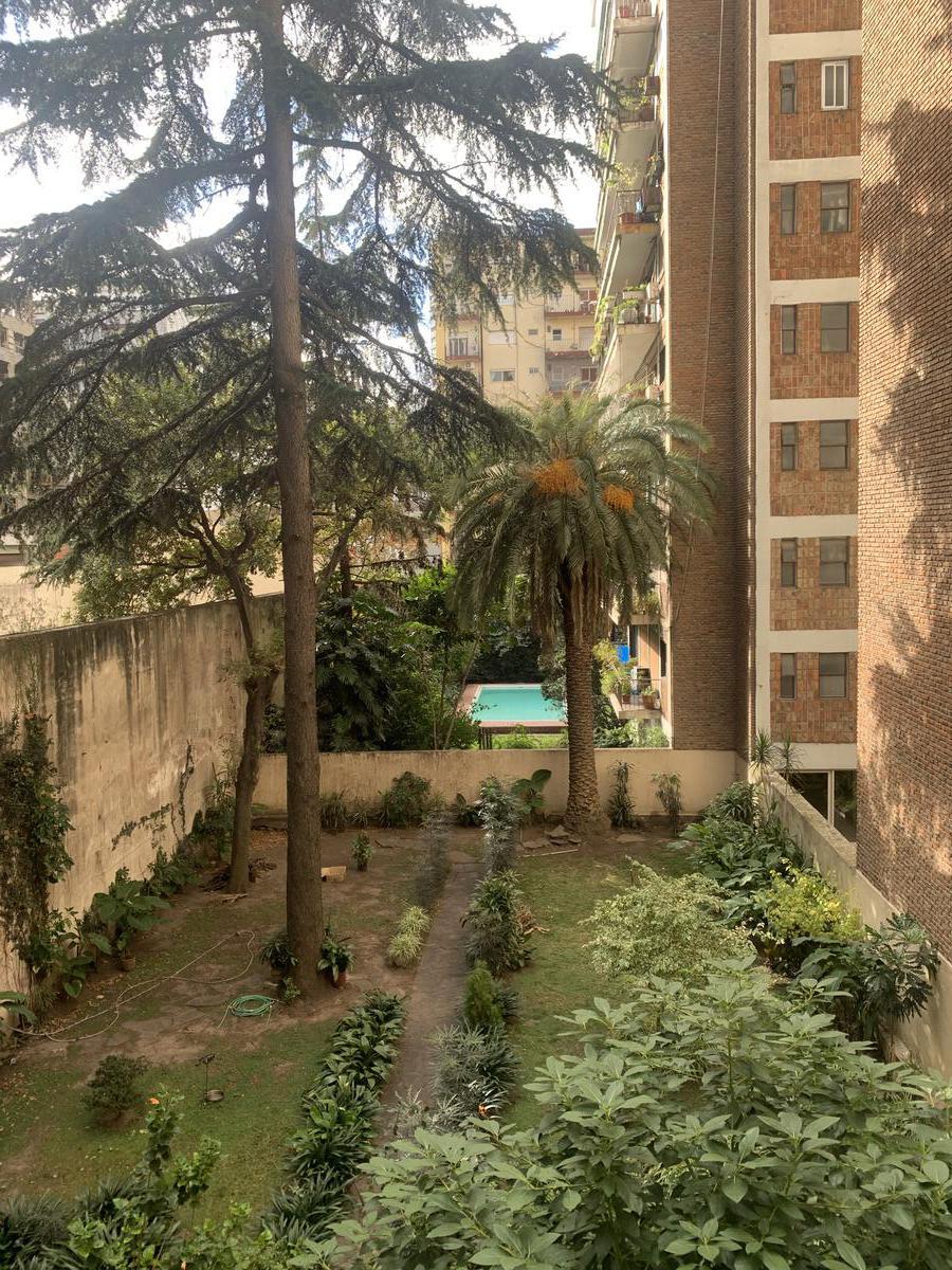 Foto Departamento en Alquiler en  Barrio Norte ,  Capital Federal  Avenida Las Heras al 3700