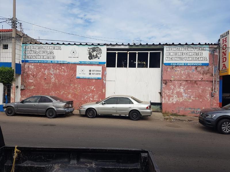 Foto Bodega Industrial en Venta en  Francisco Villa,  Culiacán  BODEGA EN VENTA EN FRANCISCO VILLA