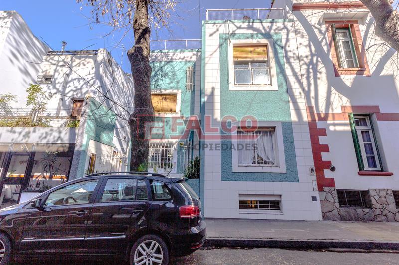 Foto Casa en Venta en  Parque Chacabuco ,  Capital Federal  Del Comercio al 1000