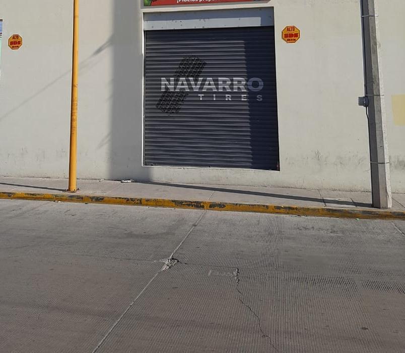 Foto Local en Renta en  Ricardo B Anaya,  San Luis Potosí  B. ANAYA