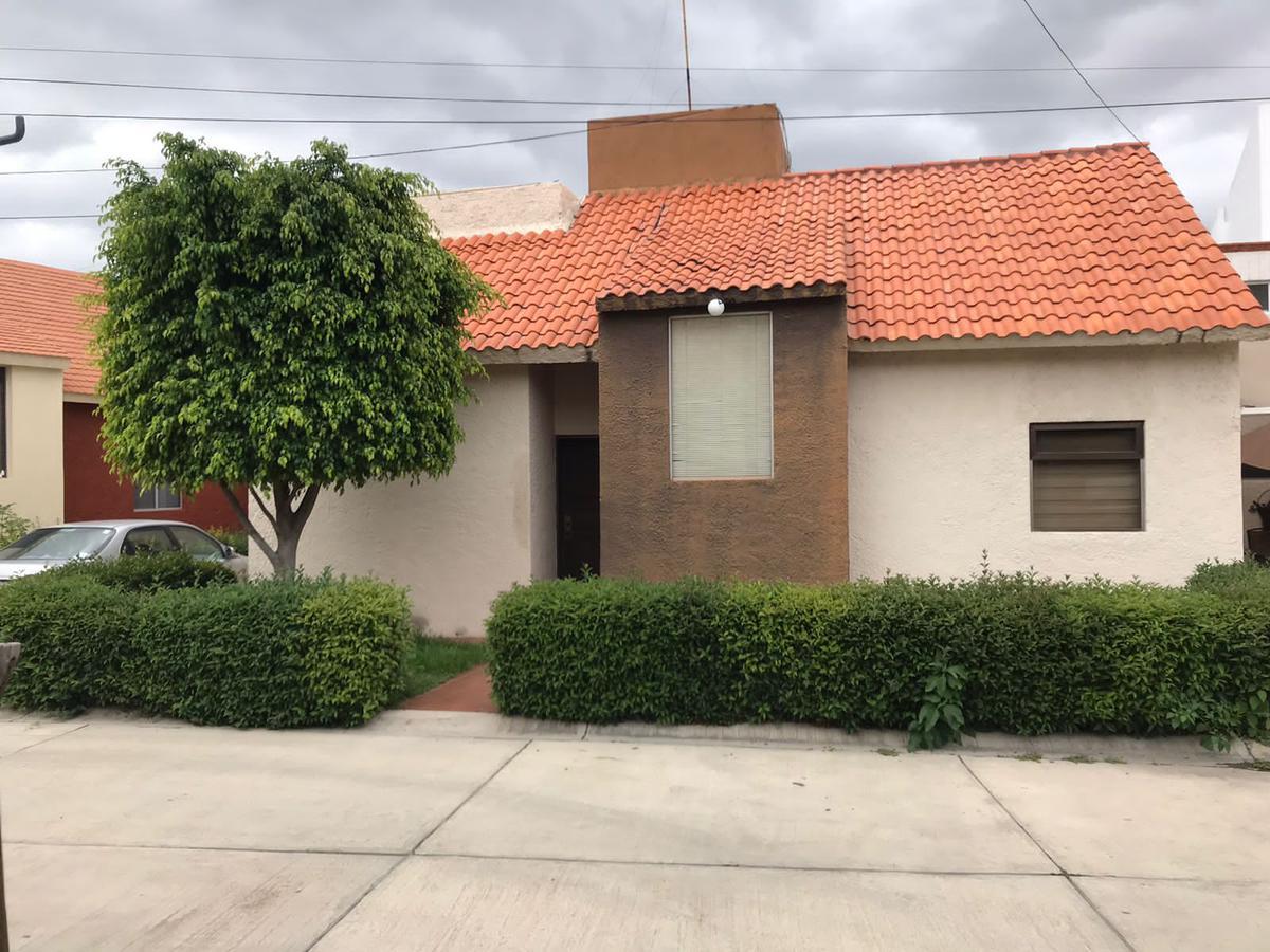 Foto Casa en Renta en  San Luis Potosí ,  San luis Potosí  CASA EN RENTA EN PRIVADA LOMAS 3A, SAN LUIS POTOSI