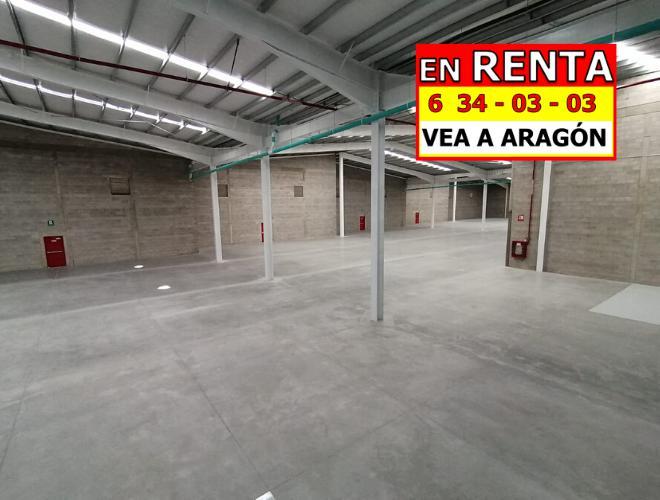 Foto Bodega Industrial en Renta en  La Joya Este,  Tijuana  Rentamos Magnífica Bodega Nueva 941 mts2 Muy Bonita B. B. B.