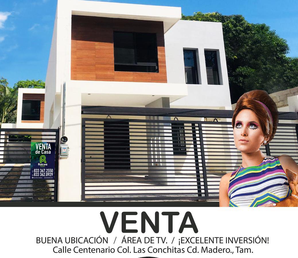 Foto Casa en Venta en  Las Conchitas,  Ciudad Madero  Las Conchitas