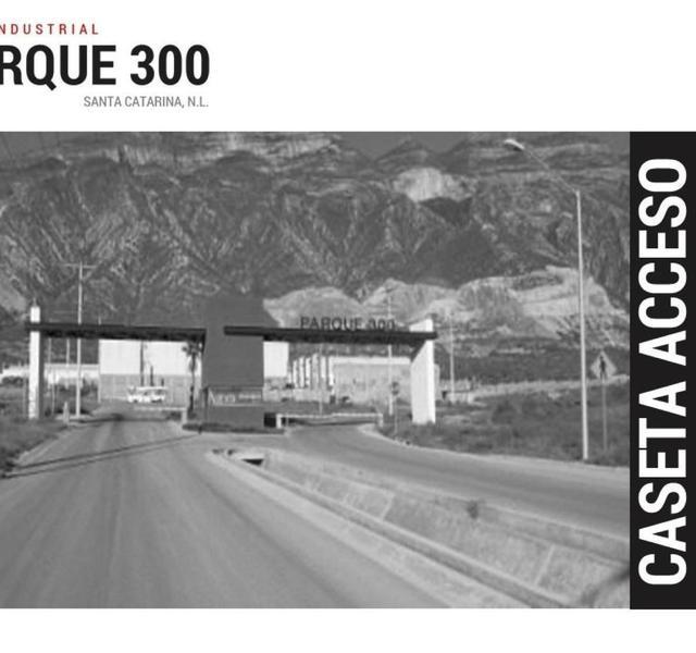 Foto Bodega Industrial en Venta en  Zona industrial Parque 300,  Santa Catarina  Parque Industrial 300
