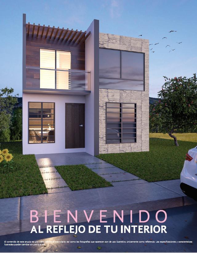 Foto Casa en Venta en  Soledad de Graciano Sánchez ,  San luis Potosí  Casa Marisol 238 en SPELLO Residencial