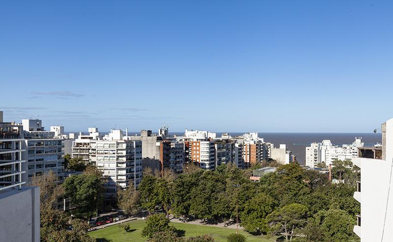 Foto Departamento en Venta en  Villa Biarritz ,  Montevideo  Parque Biarritz. Unidad con patio. a ESTRENAR.