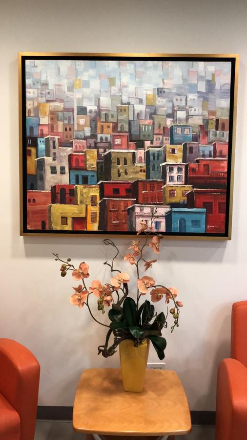 Foto Oficina en Renta en  Residencial Frida Kahlo,  San Pedro Garza Garcia  OFICINA EN RENTA TORRE VÉRTICE VALLE ORIENTE SAN PEDRO GARZA GARCÍA N L $45,000